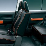 Mazda Flair Crossover interior