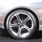 Mercedes-Benz Concept S-Class Coupe wheel at NAIAS 2014