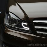 Mercedes C Class Grand Edition headlight