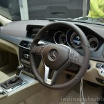 Mercedes C Class Grand Edition steering