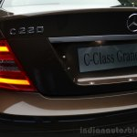 Mercedes C Class Grand Edition taillight