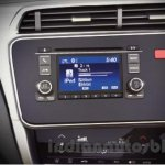 New Honda City audio 5'' display official image