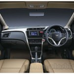 New Honda City dashboard official image