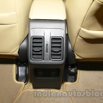 New Honda City diesel AC vent rear seat from the launch