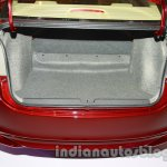 New Honda City diesel boot space from the launch