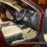 New Honda City diesel cockpit from the launch