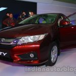 New Honda City diesel from the launch