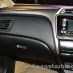New Honda City diesel glovebox from the launch