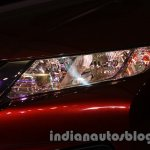 New Honda City diesel headlamp from the launch