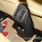 New Honda City diesel rear AC vent from the launch