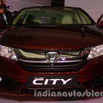 New Honda City front-end launch image