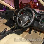 New Honda City petrol AT dashboard from the launch