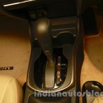 New Honda City petrol AT shifter from the launch