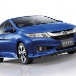 New Thai Honda City front