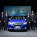 New Thai Honda City launch