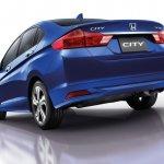 New Thai Honda City rear