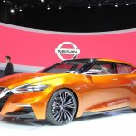 Nissan Sport Sedan Concept at 2014 NAIAS front three quarter