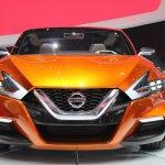 Nissan Sport Sedan Concept at 2014 NAIAS front