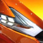 Nissan Sport Sedan Concept at 2014 NAIAS headlight