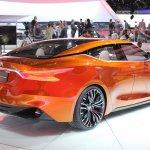 Nissan Sport Sedan Concept at 2014 NAIAS rear three quarter