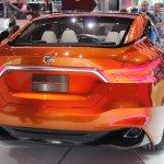 Nissan Sport Sedan Concept at 2014 NAIAS rear