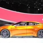 Nissan Sport Sedan Concept at 2014 NAIAS side