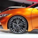 Nissan Sport Sedan Concept at 2014 NAIAS wheel