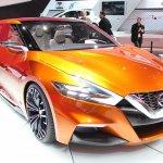 Nissan Sport Sedan Concept at 2014 NAIAS