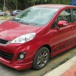 Perodua Alza facelift