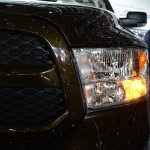 Ram 1500 Mossy Oak Edition headlamp at NAIAS 2014