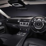 Rolls Royce Ghost V-Specification dashboard