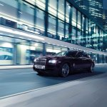 Rolls Royce Ghost V-Specification front three quarters