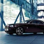 Rolls Royce Ghost V-Specification side