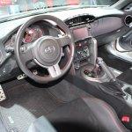 Scion Monogram Series FR-S interior at NAIAS 2014