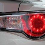 Scion Monogram Series FR-S taillight at NAIAS 2014