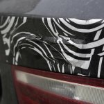 Spied 2014 BMW X3 Facelift badge