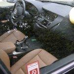 Spied 2014 BMW X3 Facelift interior
