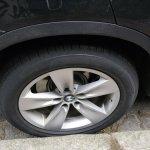 Spied 2014 BMW X3 Facelift wheel