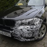 Spied 2014 BMW X3 Facelift