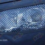 Ssangyong X100 spied headlight