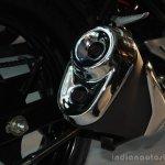 Suzuki Gixxer exhaust pipe