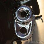 Suzuki Gixxer exhaust tip