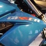 Suzuki Gixxer graphics
