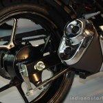 Suzuki Gixxer rear rim section