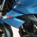 Suzuki Gixxer skirting