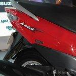 Suzuki Let's body graphics
