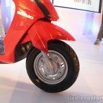 Suzuki Let's front wheel
