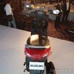 Suzuki Let's seat