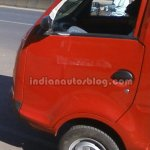 Tata Ace Zip LHD spied with new cargo bay front door