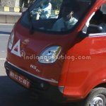 Tata Ace Zip LHD spied with new cargo bay front